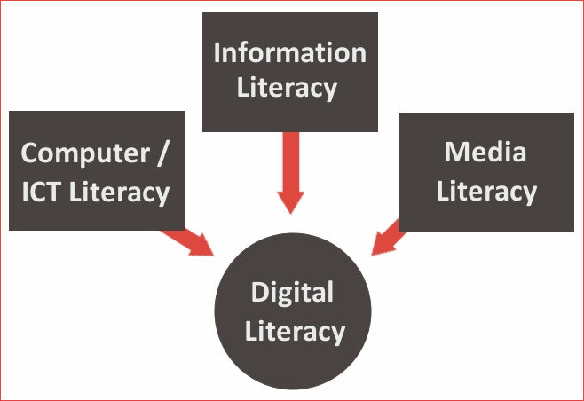 3.1 Digital Literacy Discourses