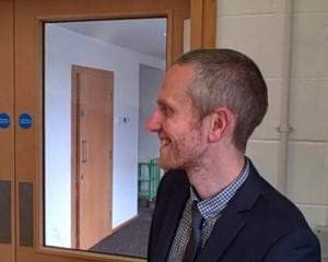 5175 Chris being interviewed