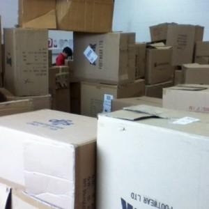 5172 Building camp cardboard