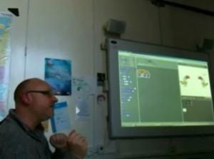 5163 Peter teaching