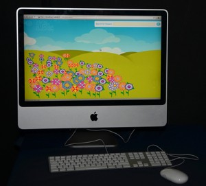 5245 iMac and Digital Bloom website