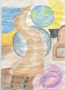 5145 student artwork